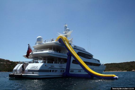 yachtwaterslide