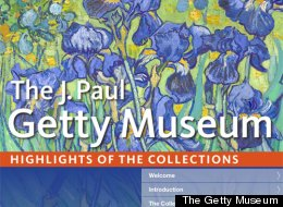 Getty Collection App