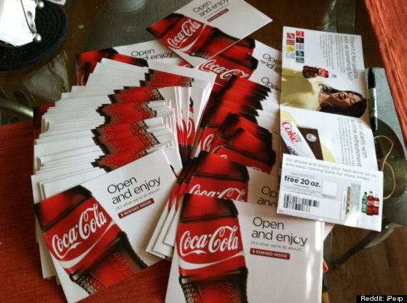 Year's Supply Of Coca-Cola Gifted To Sweepstakes Winner