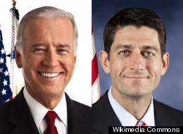 Paul Ryan Joe Biden