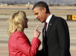 Jan Brewer Recalls 'Uncomfortable Encounter' With Obama On Tarmac