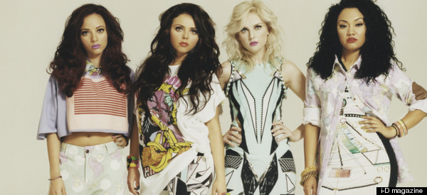 Little Mix Get The Fashionistas Stamp Of Approval As They