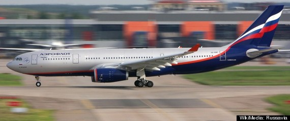 Aeroflot Bomb Threat