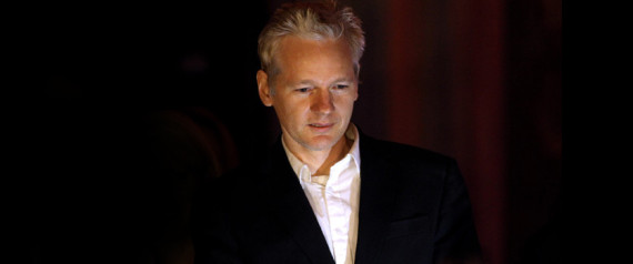 Julian Assange No Extradition