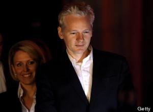 Julian Assange Asylum