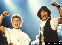 Keanu Reveals Bill And Ted 3 Plot - Is This Excellent News?