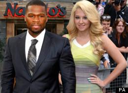 Tulisa Likes 50 Cent Peri Peri Much