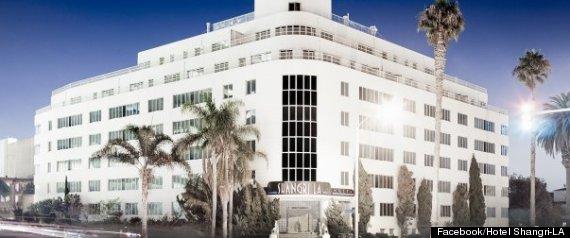 HOTEL SHANGRILA