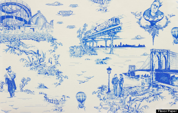 mike d brooklyn toile