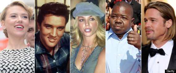 WEIRDEST CELEBRITY AUCTIONS