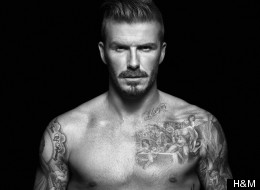 Becks Named World's Best Underwear Model - Who Else?