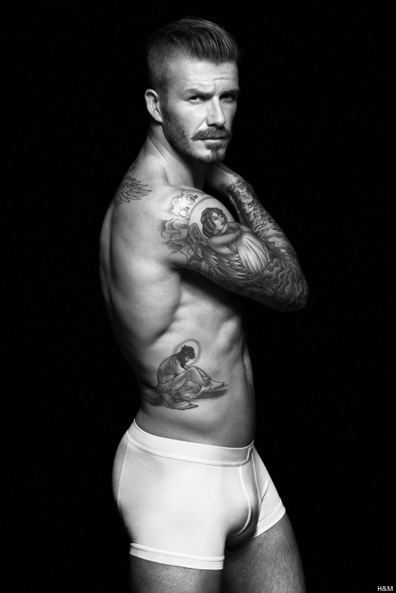 David Beckham's new campaign was released worldwide on Feb 6. Director Guy Ritchie filmed the David Beckham Bodywear campaign for H&M. In this short video, David plays the role of an action hero with an incredible body and amazing soccer skills.