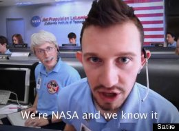 Nasa And We Know It