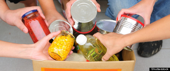 Food Banks Campus Food Charter