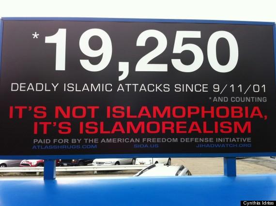 islamophobia ad