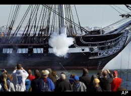 Uss Constitution To Sail