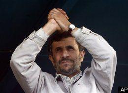 Iran Us Ahmadinejad