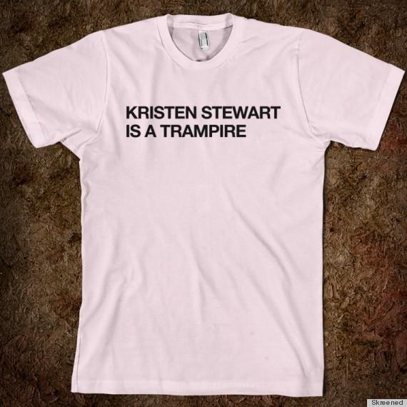 kristen stewart trampire