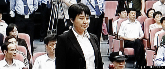 Gu Kailai Trial: Chinese Court Hands Suspended Death