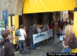 The Edinburgh Fringe... What's the Point?