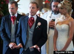 Robert Webb's Own Wedding Went Smoothly, Apart From...