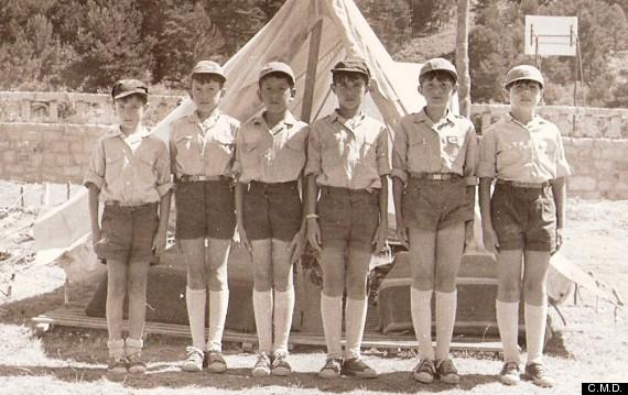 campamento oje 1969