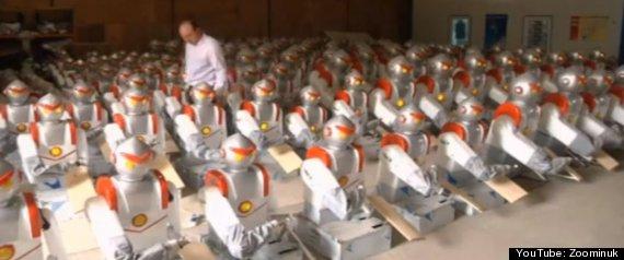 NOODLE MAKING ROBOTS