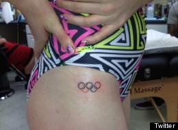 Este tatuaje está bien merecido... Mira de quién es