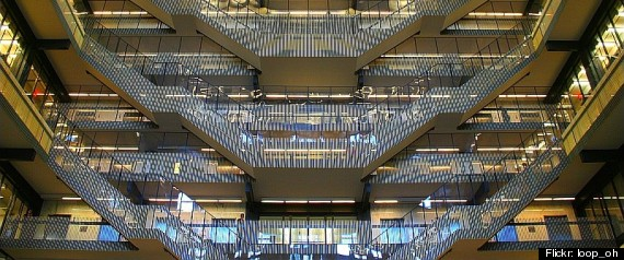 NYU SUICIDES BOBST LIBRARY
