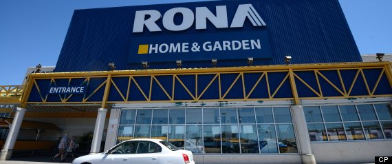 RONA LOWES TAKEOVER
