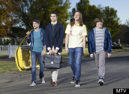 Inbetweeners Mtv