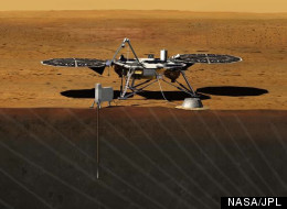 Insight Mars Mission