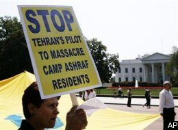 Camp Ashraf Rally