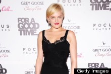 Elisabeth Moss Swaps Brunette Curls For Blonde Bob