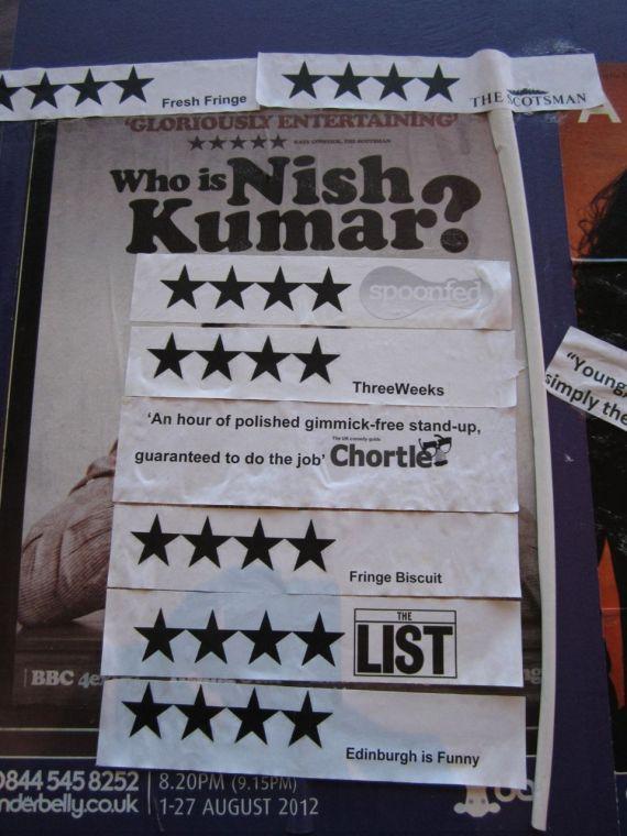 kumar star poster
