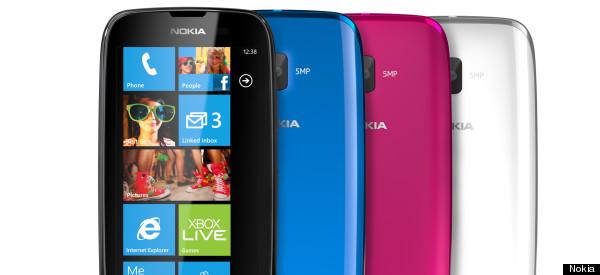 COMPETITION: Win A Windows Phone Nokia Lumia 610!