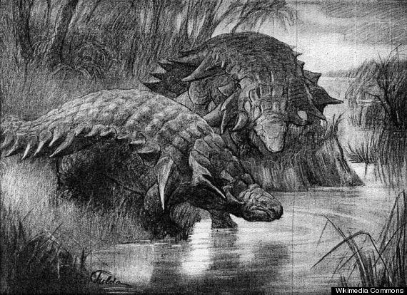 nasa dinosaur