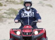 Stephen Harper's ATV Ride In Yukon Ruffles Local Feathers (PHOTOS, VIDEO)