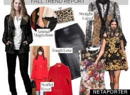 Get Dressed For Fall With These Trend-Wearing Tips From NET-A-PORTER