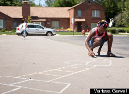Hopscotch World Record Detroit