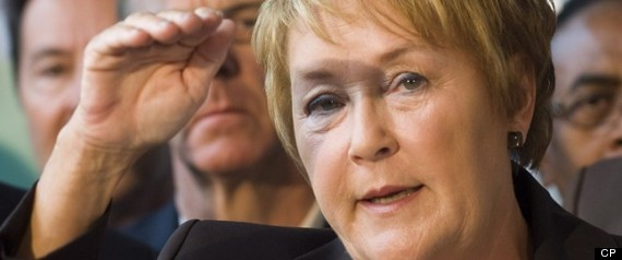 Pauline Marois Quebec Election