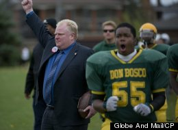 Rob Ford Football Edmonton