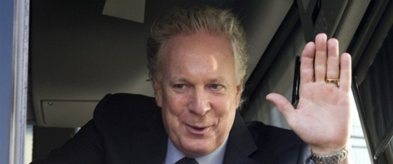 JEAN CHAREST GRANDCHILD QUEBEC