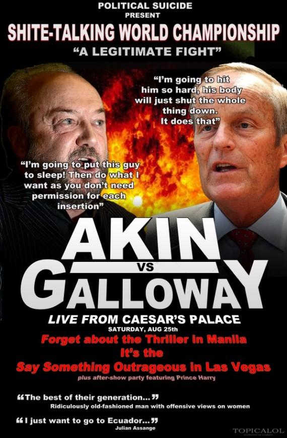 galloway akin