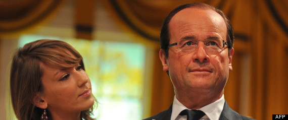 FRANCOIS HOLLANDE CIRE