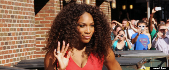 Serena Williams Tight Dress