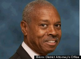 Robert Johnson Bronx District Attorney