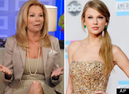 Kathie Lee Taylor Swift Wedding Crasher