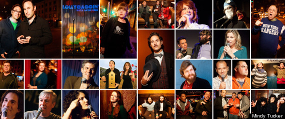 ONE YEAR IN NEW YORK COMEDY