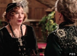 Downton Abbey Season 3 Dowager Countes